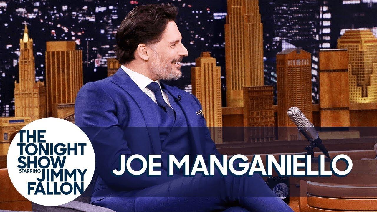 """Joe Manganiello Reveals the Moment He Knew Sofia Vergara Was """"The One"""" thumbnail"""