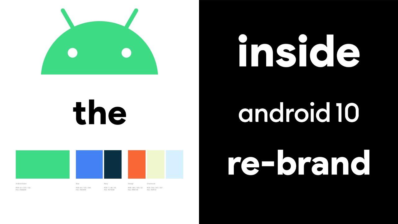 La nouvelle identité d'Android a été officiellement annoncée, et avec elle une toute nouvelle ère!