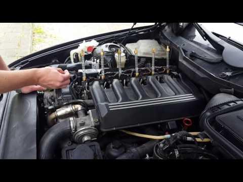 BMW M57 Balance test-injector faulty  - смотреть онлайн на Hah Life