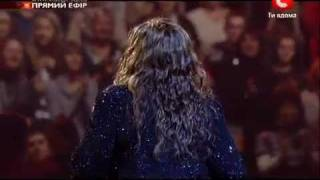 Gloria Gaynor on X Factor 2 Ukraine- I Will Survive