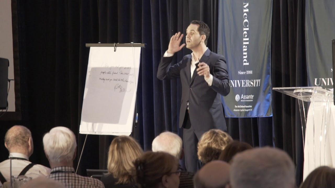 Assante Keynote Opening Story