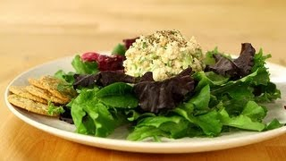 Vegan Tuna Salad With Tofu | Healthy Recipes | Fitness How To