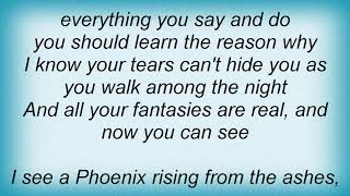 Artension - Phoenix Rising Lyrics