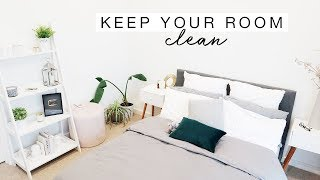 Easy Ways To Keep Your Room Clean