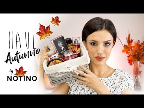 A TUTTO AUTUNNO! Fall Beauty Haul by NOTINO