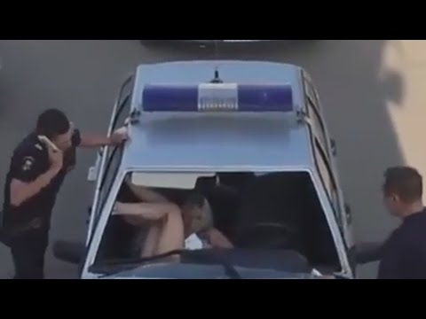 FUNNY POLICE MOMENTS | LOL
