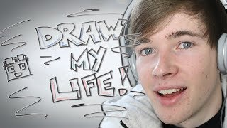 Draw My Life   TheDiamondMinecart | 1,000,000 Subscriber Special