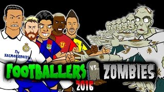 Download Video Footballers vs Zombies -2016! HALLOWEEN SPECIAL!(MSN! CR7! Muller! Aubameyang! Pogba! Costa Parody) MP3 3GP MP4