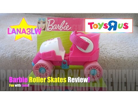 Best Popular Kids Barbie Roller Skate Review Toys R us – Lana3LW