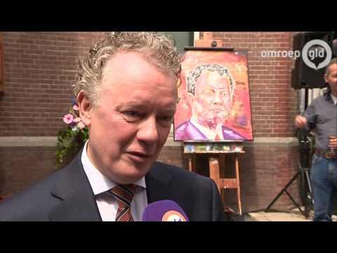Jean Paul Gebben wordt de nieuwe burgemeester van Dronten
