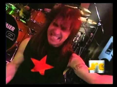 Rata Blanca video La canción del guerrero - CM Vivo 2003