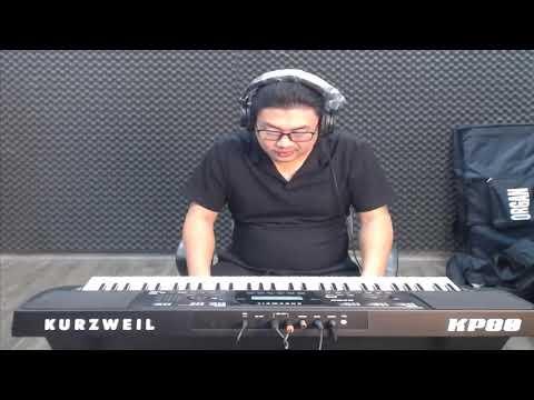 Kurzweil KP80 61 keys Arranger Keyboard
