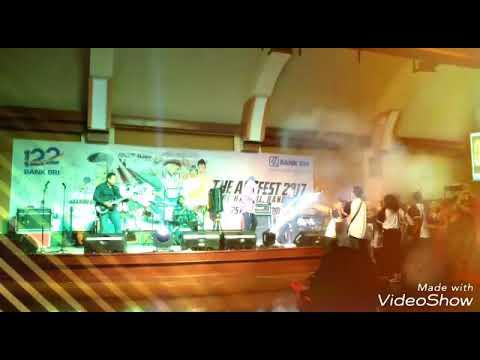 Konser Band Dago - BRI Kanca Bandung Dago 2017
