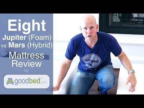 Eight Mattress Review & Comparison (VIDEO)