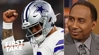 Stephen A. gives the Cowboys some love | First Take