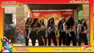 preview picture of video 'Modern Dance - SMPN 6 Bekasi (Septi)'