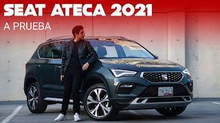 SEAT Ateca 2021, a prueba: equilibrio familiar sin dejar de lado lo atractivo del manejo