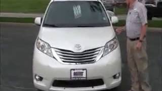 Used 2012 Toyota Sienna XLE AWD for sale at Honda Cars of Bellevue...an Omaha Honda Dealer!