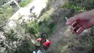 preview picture of video 'Caida libre en gares'