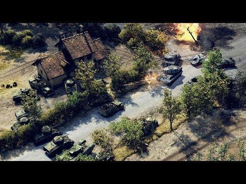 SUDDEN STRIKE 4. Курская битва.