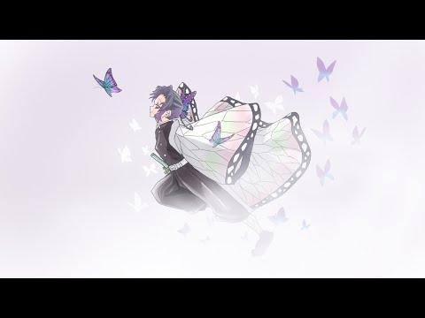 胡蝶しのぶのうた/ぺいおん!feat.IA【Official Video】【VOCALOID】【Demon Slayer】【Kothou Sinobu】
