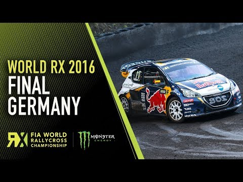 Final de Rally Cross en Alemania