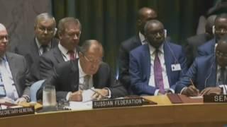 71 ASAMBLEA GENERAL DE LA ONU PLENARIA DE 193 ESTADOS MIEMBREOS 21 SEPTIEMBRE 2016