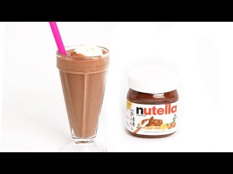 Ultimate Nutella Milkshake – Laura Vitale – Laura in the Kitchen Episode 902