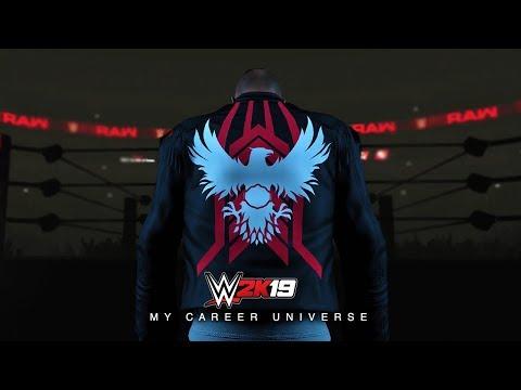 WWE 2K19 My Career Universe - Ep 1 - HOMECOMING!!