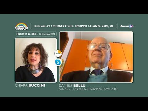 Anteprima del video Daniele BELLUI progetti del Gruppo Atlante 2000, XI