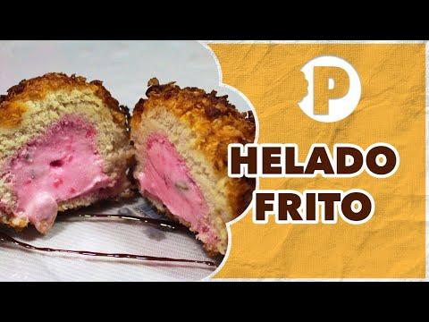 Helado Frito