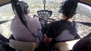 R44 Raven II So Cal Helicopter Flight (1080p)