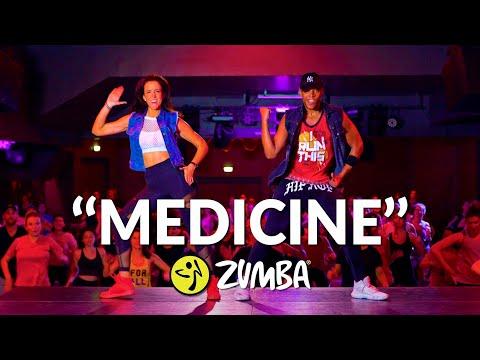 """MEDICINE"" REMIX - Jennifer Lopez & Steve Aoki / Zumba® choreo by Alix & Steven"