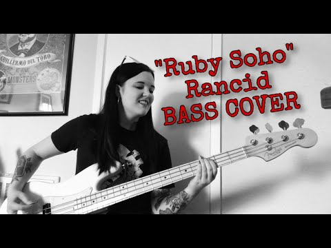 Alex Windsor - Ruby Soho Bass Cover