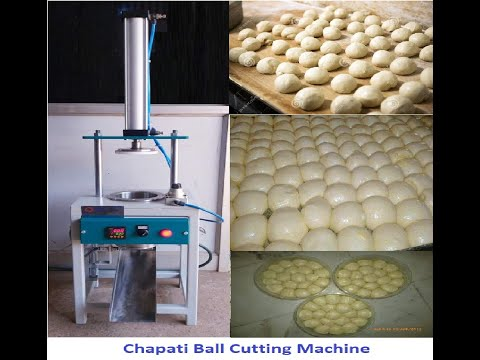 Dough Ball Cutting Machine