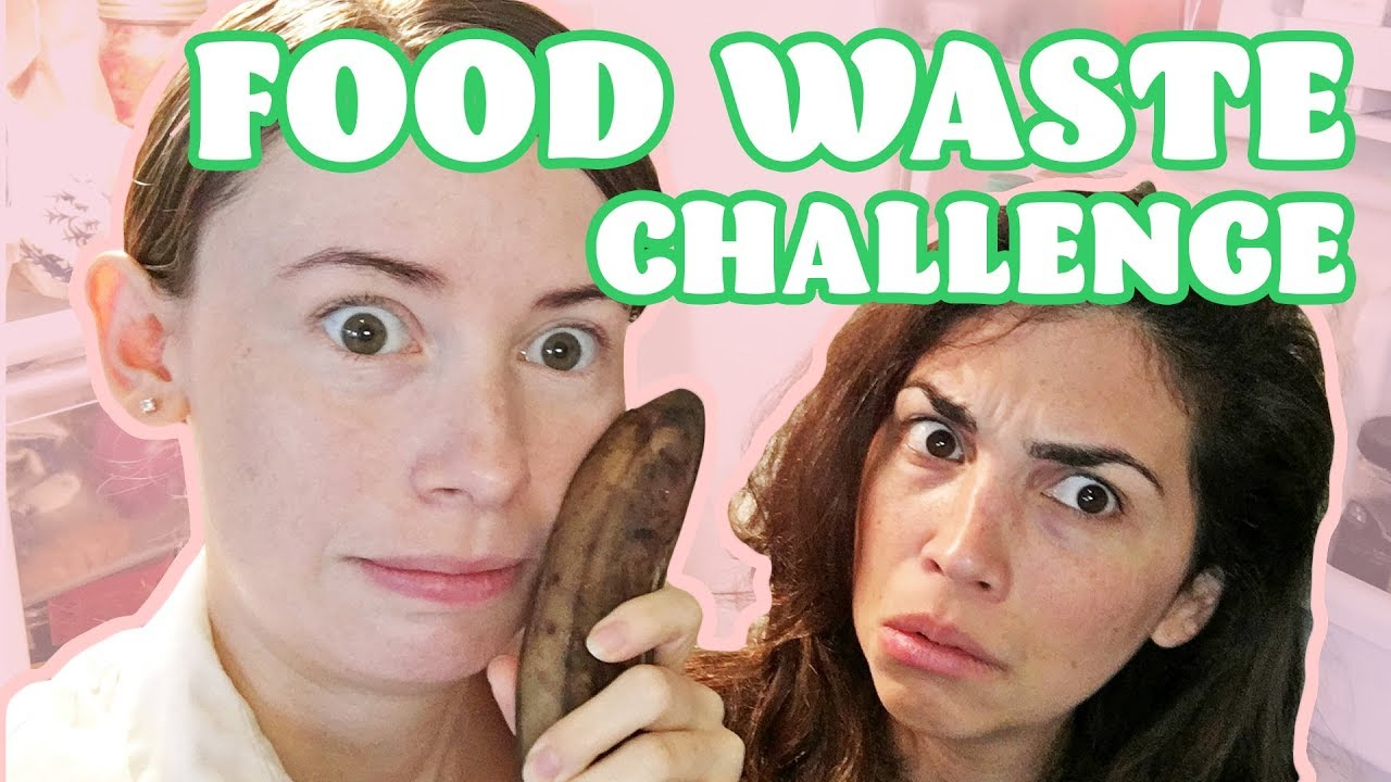 We Tried To Waste Zero Food For 30 Days thumbnail