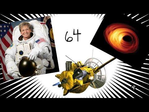 [LFHDU 64] Plongée dans les anneaux de Saturne et records pour Peggy Whitson
