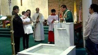 Goddaughter's Baptism