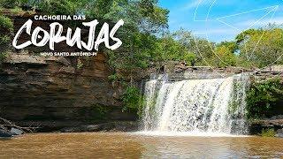 Conheça o Piauí: Cachoeira das Corujas