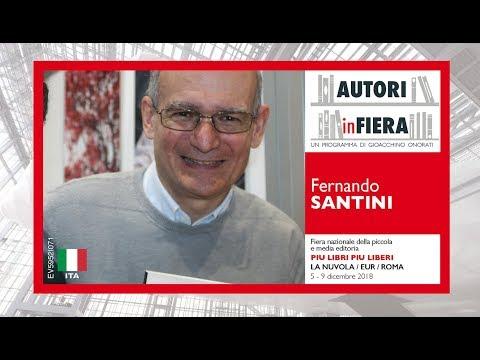 Anteprima del video Fernando SANTINI