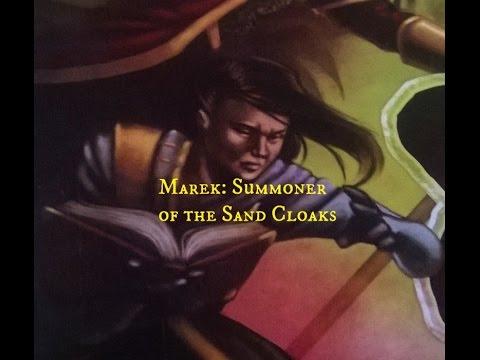 Advanced Concepts: Summoner Wars Alliances - Marek