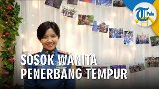 Sosok Wanita Calon Penerbang Tempur TNI AU