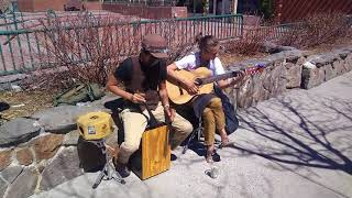 From Flagstaff, two talented performers