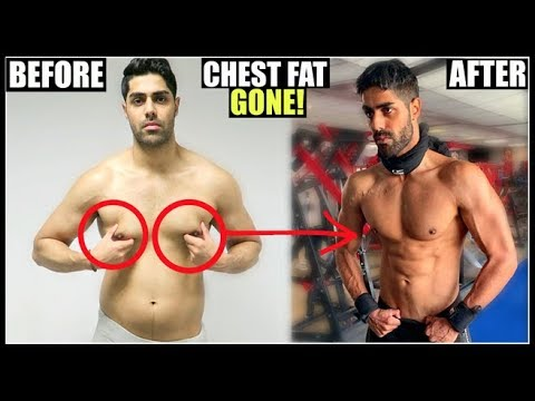 How To Reduce CHEST FAT In 7 Days - 100% WORKS!!