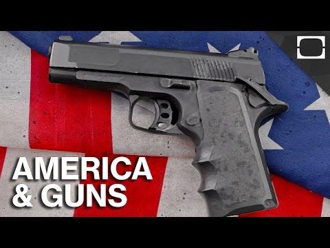 Proč Amerika miluje zbraně