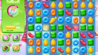 Candy Crush Jelly Saga Level 653 - NO BOOSTERS