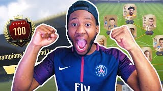FUT CHAMPIONS WITH A FULL BRONZE TEAM! TOP 100 ? - FIFA 18 ULTIMATE TEAM
