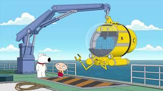 Stewie kills James Cameron