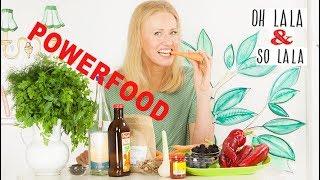 Lebensmittel für eine schöne Haut * Zellschutz * Skinfood * Anti Aging Tipp *  Falten weg essen