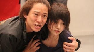 川栄李奈、女優に手応え!演出家は絶賛「覚えがいい」舞台「AZUMI幕末編」制作発表2#RinaKawaei#event
